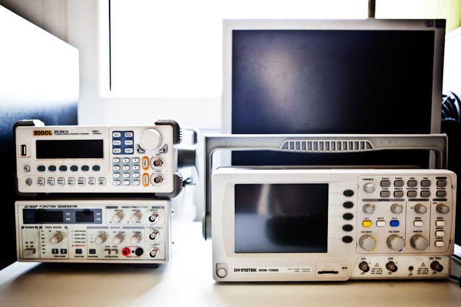 Laboratoria badawcze
