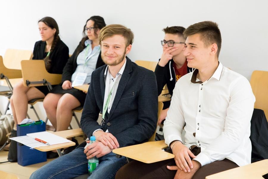 X Ogólnopolska Konferencja Nauka ipasja kluczem dosukcesu