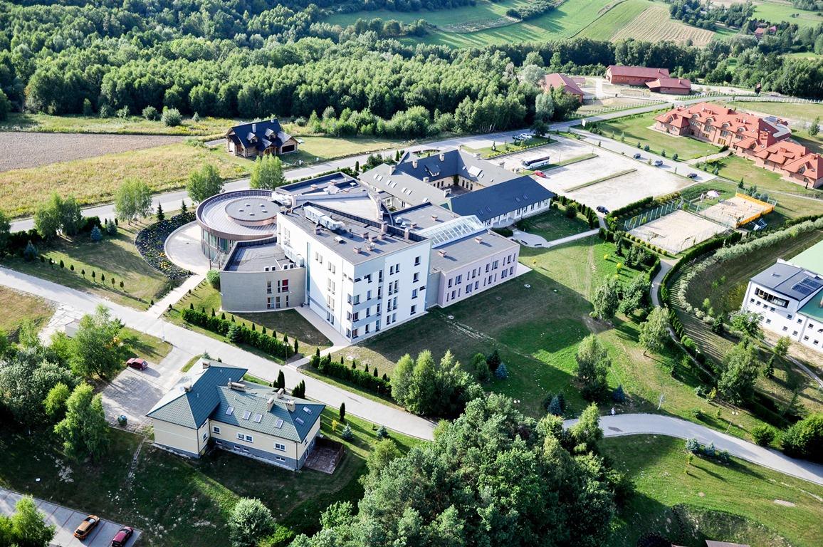 Kampus WSIiZ wKielnarowej