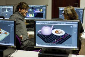 Laboratorium Wirtualnej Rzeczywistości iPrzetwarzania Obrazu