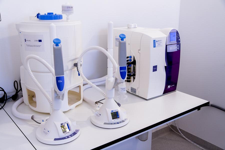 CEM wKielnarowej. Laboratorium Immunologii iAlergologii.