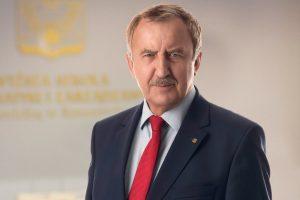 WSIiZ Rzeszów - Tadeusz Pomianek