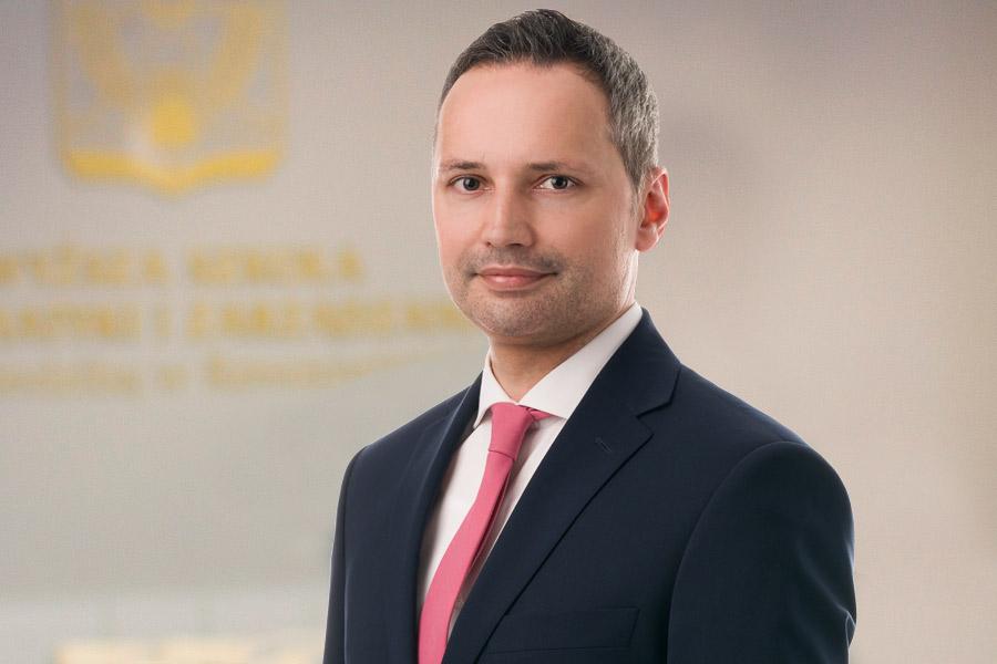 Andrzej Rozmus prorektor WSIiZ