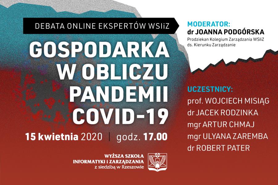 WSIiZ_Debata_Gospodarka_w_obliczu_pandemii