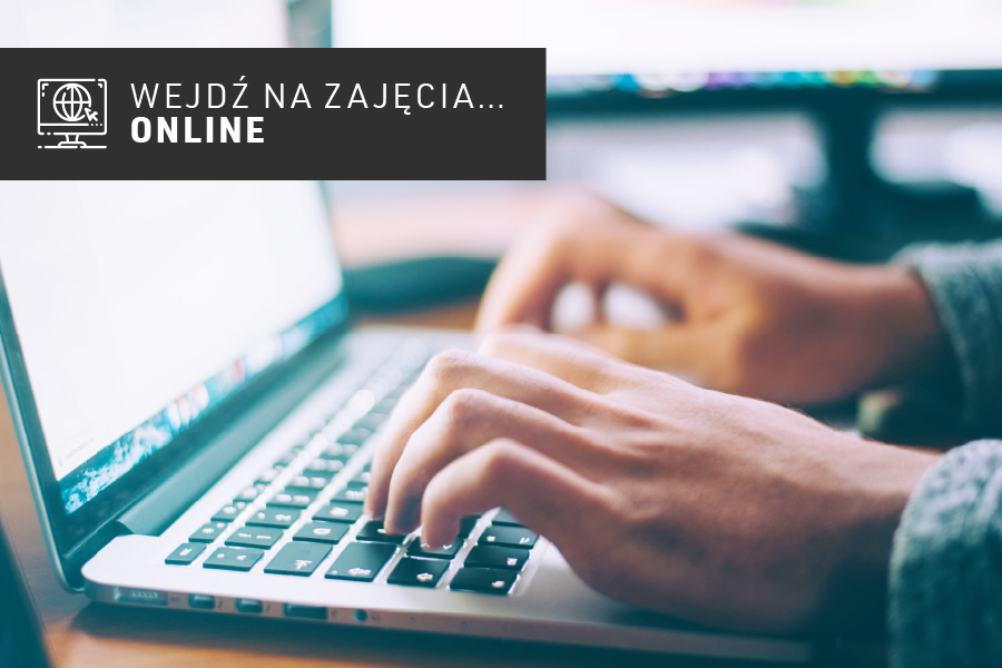 Poznaj kierunek - wejdź na zajęcia online