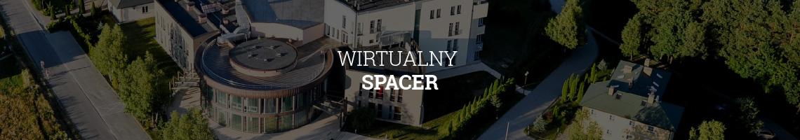 KORYTARZAMI WSIiZ - WIRTUALNY SPACER