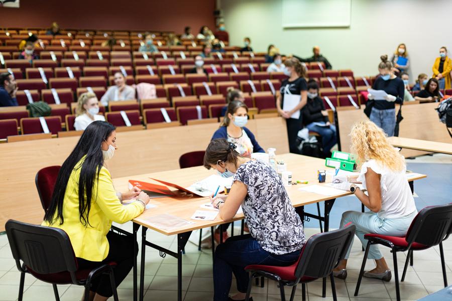 kolejka, edukacja, Centrum Studiów Podyplomowych
