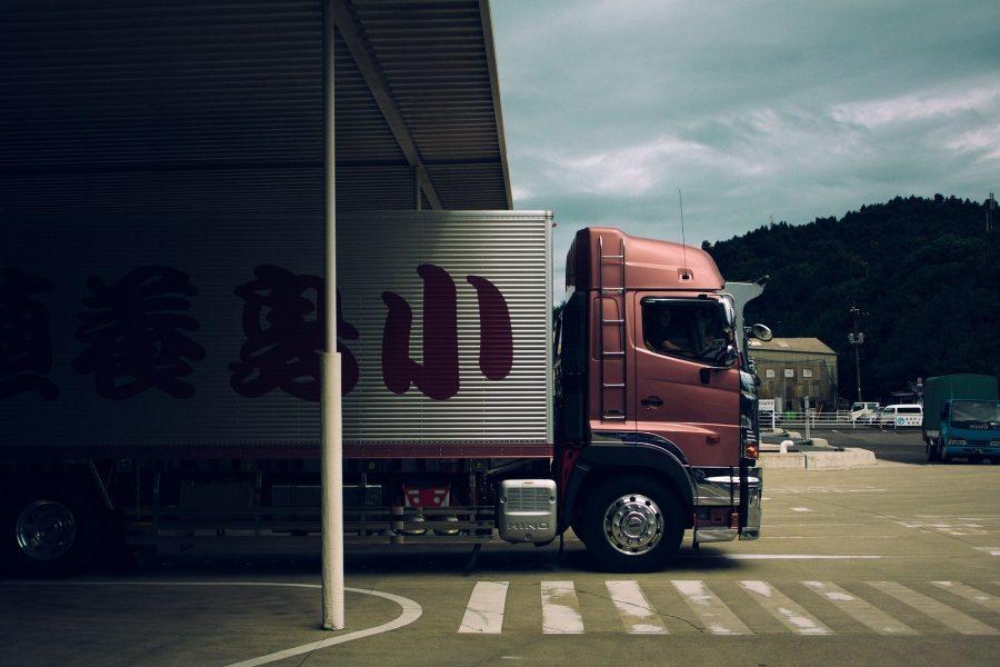 tir, truck, transport, rozwoj