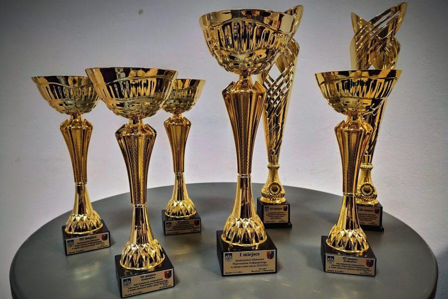 Sukcesy sportowe studentów reprezentujących KU AZS WSIiZ!