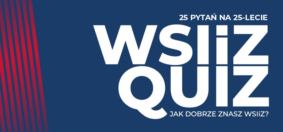 Quiz WSIiZ