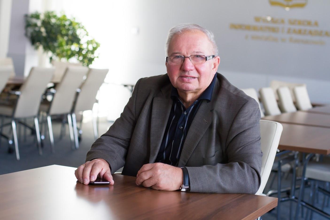 Prof. drhab. Tomasz Goban-Klas