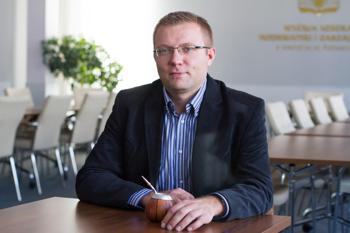 Dr hab. Sławomir Gawroński, EMBA, prof.WSIiZ, powołany doPolskiej Akademii Nauk