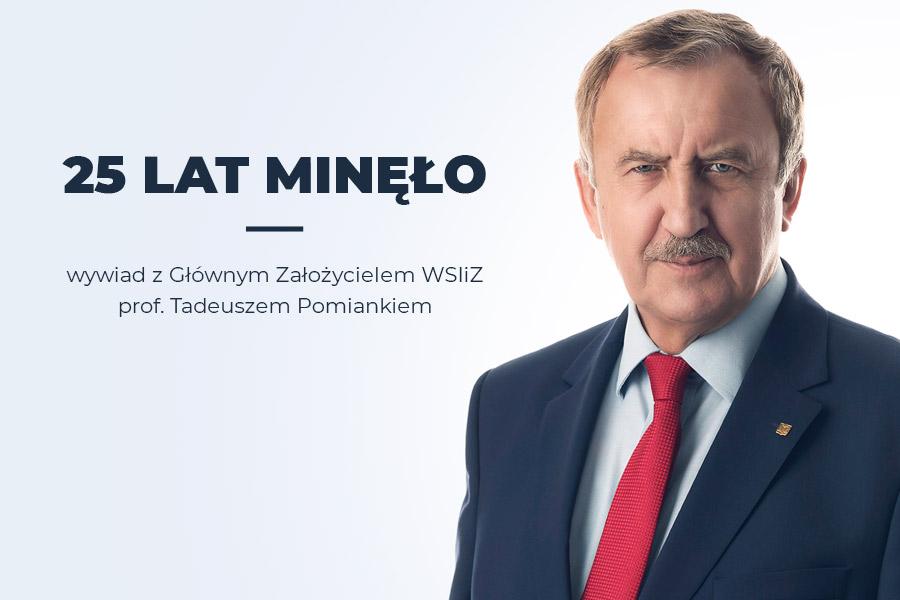 Prezydent Tadeusz Pomianek