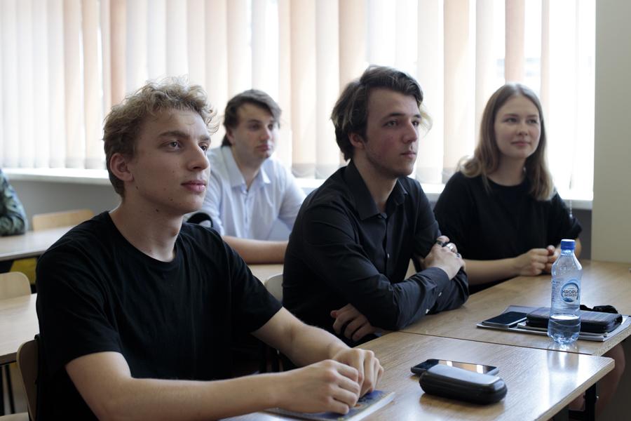 studenci z Białorusi