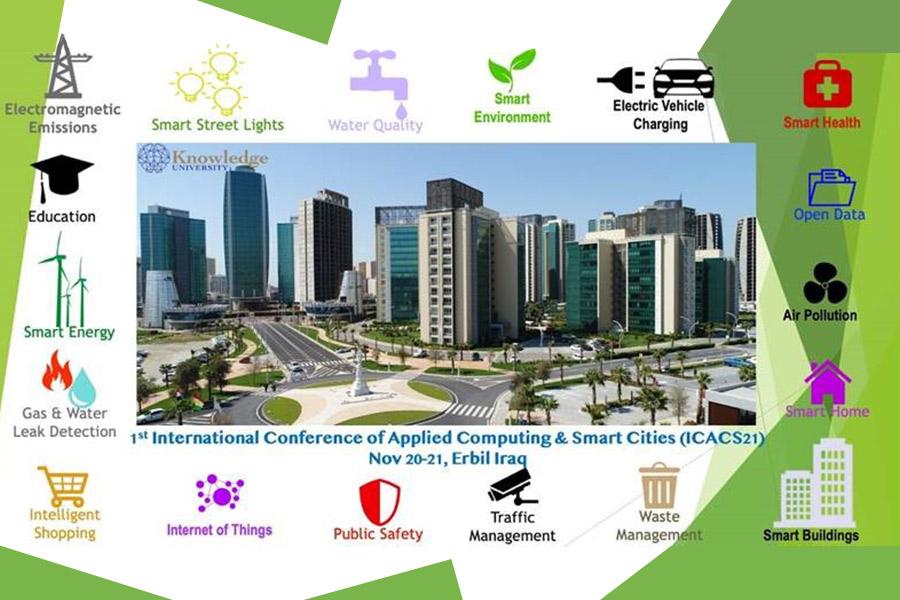 Pracownicy WSIiZ nakonferencji poświęconej Smart Cities