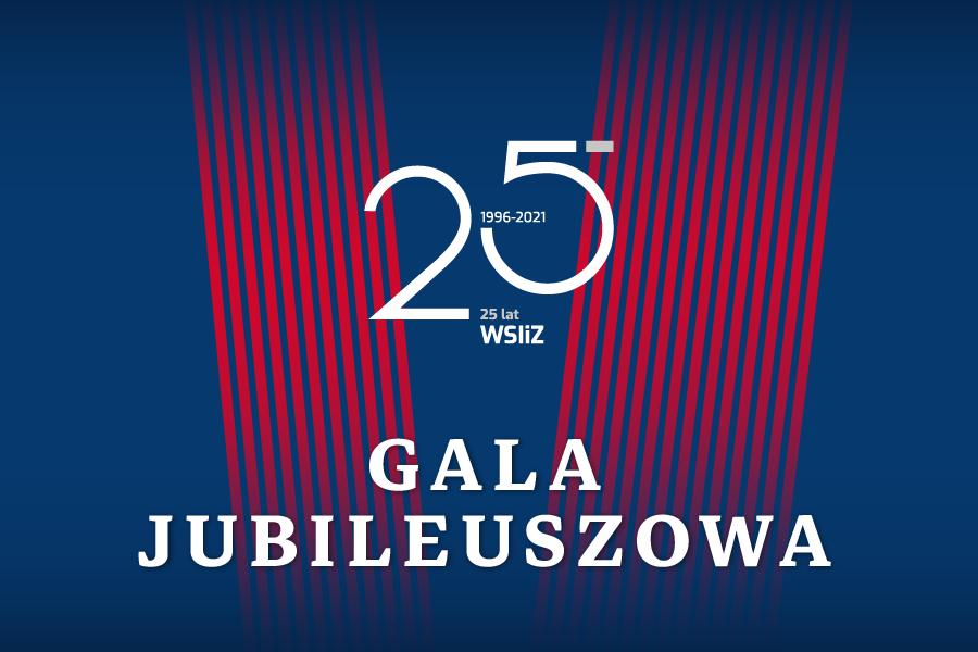 Gala WSIiZ: świętuj znami 25-lecie Uczelni!