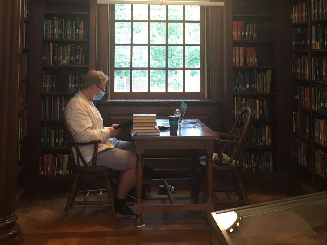 Dr Konrad Szocik realizuje projekt naukowy wUniwersytecie Yale wUSA