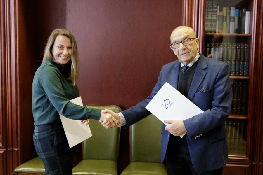 Ringier Axel Springer Polska – partnerem strategicznym kierunku Filologia angielska