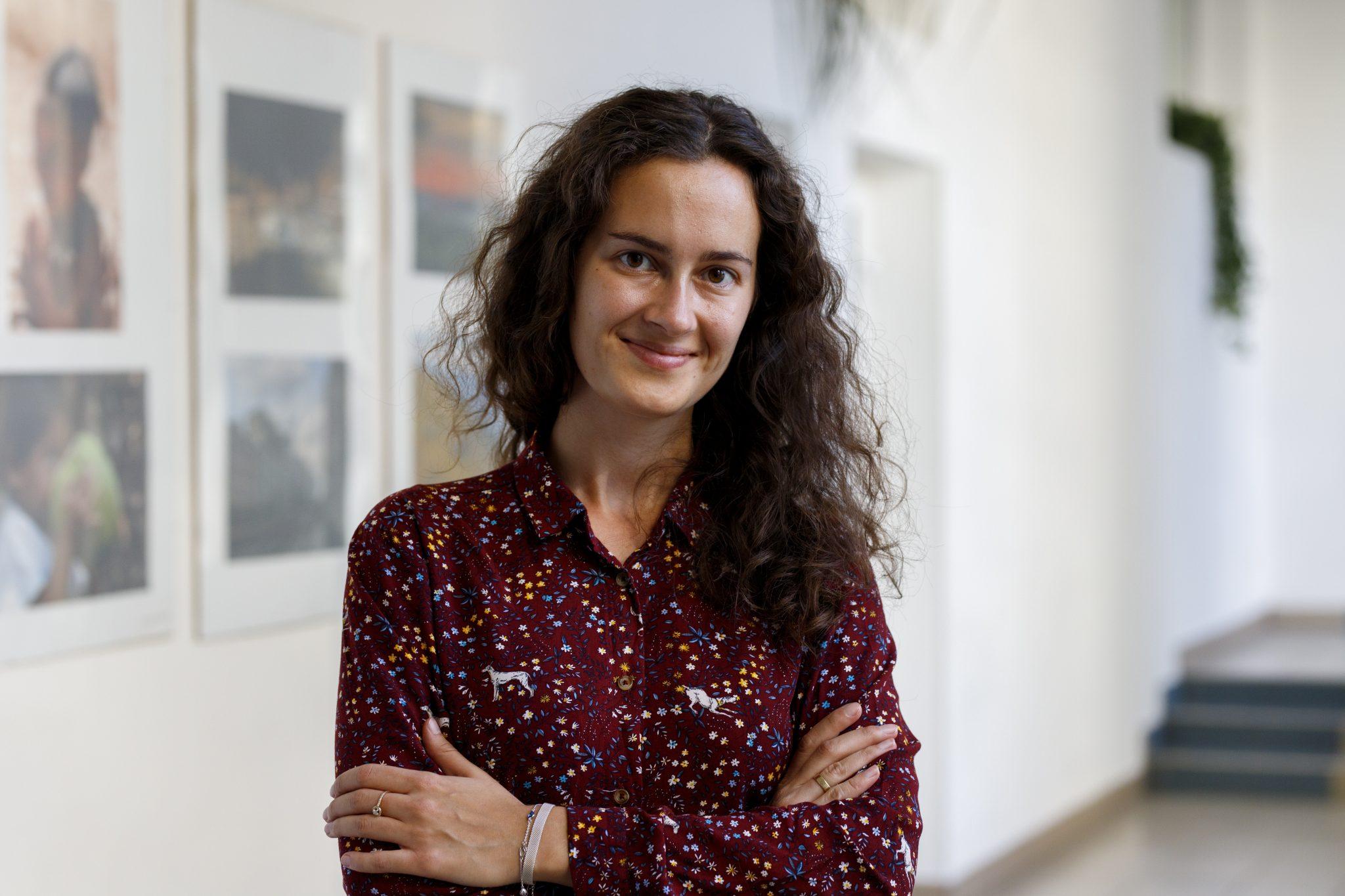Marcelina Strzępek-Gomółka uzyskała stopień doktora